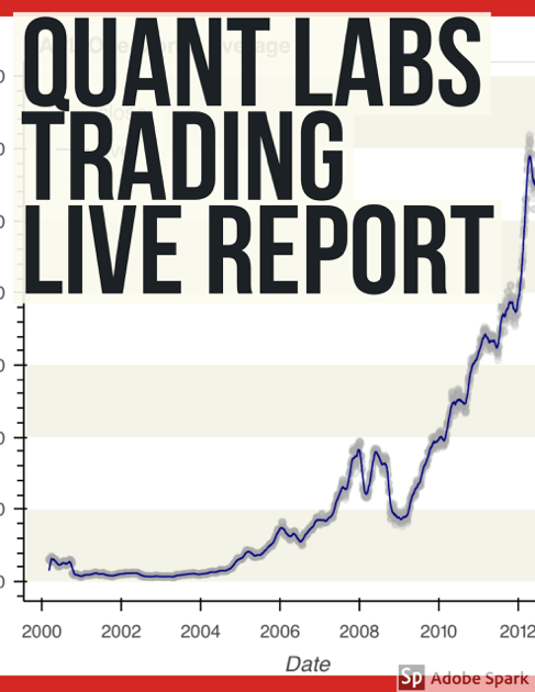 Quant Trading Live Report on Apple Podcasts