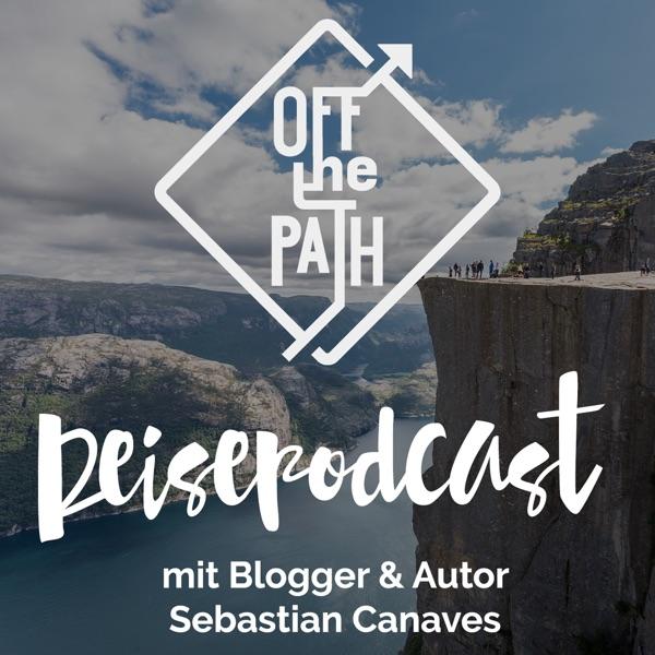 Off The Path - Reisepodcast über Reisen, Abenteuer, Backpacking und mehr…