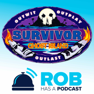 Survivor: Ghost Island from Rob has a Podcast | RHAP
