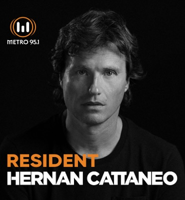 Resident by Hernan Cattaneo:Hernan Cattaneo