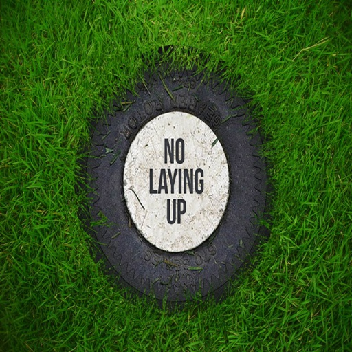 Cover image of No Laying Up - Golf Podcast