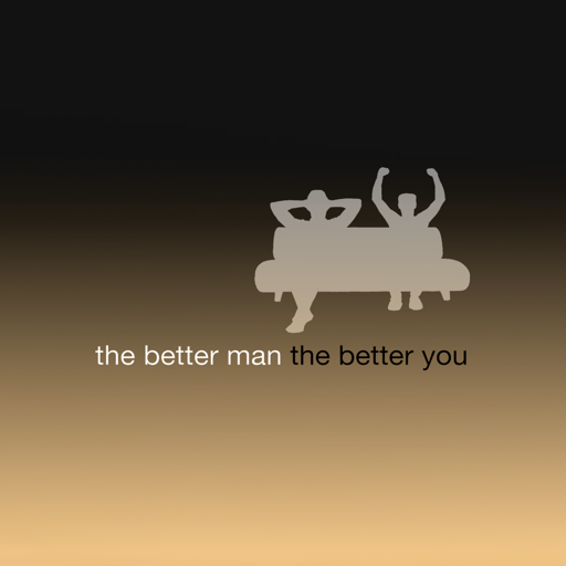 Cover image of The Better Man The Better You