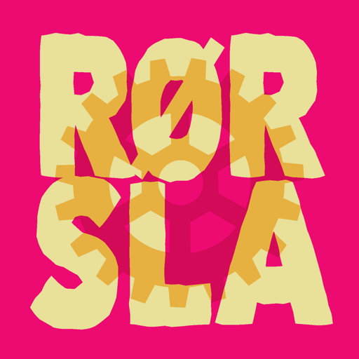 Cover image of Rørsla