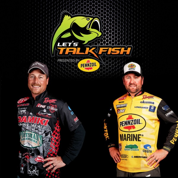 Let's Talk Fish - Weekly show talking all things fishing anchored by Bryan Thrift, Matt Arey, and Jeff Walsh.