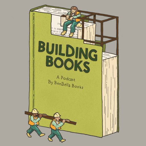 Cover image of Building Books Podcast