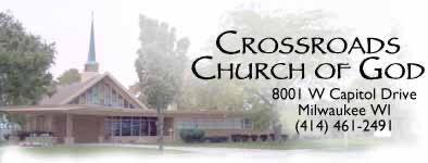 Sermons From The Crossroads