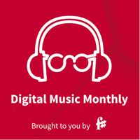 Digital Music Monthly podcast