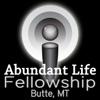 Abundant Life Fellowship in Butte, Montana artwork