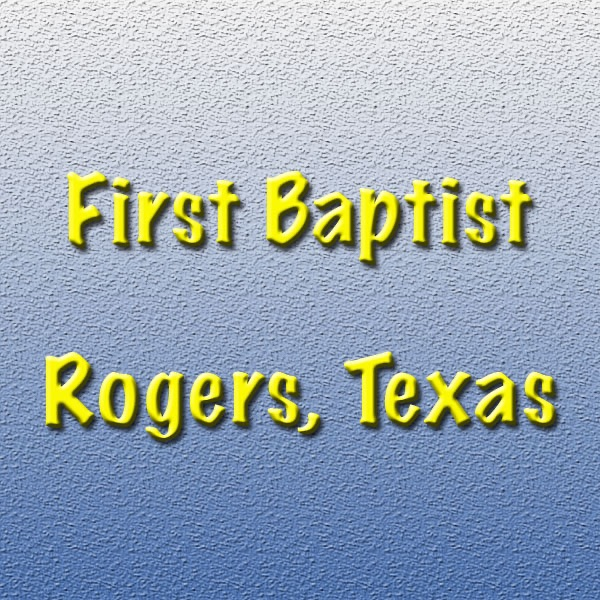FBC Rogers Sermon Audio