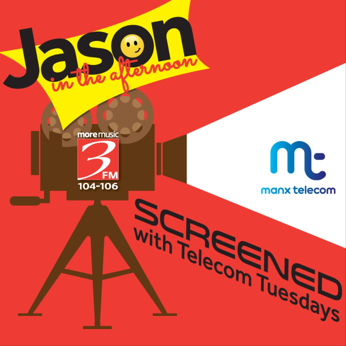 3FM's Screened with Jason Quinn