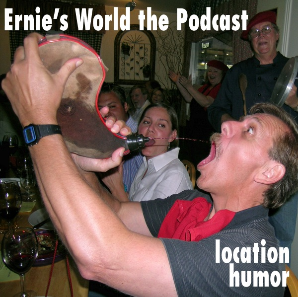 Ernies World the Podcast