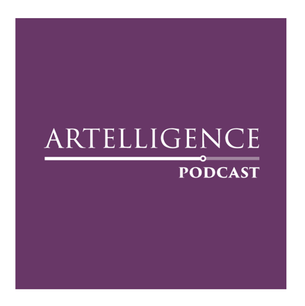 Cover image of Artelligence Podcast