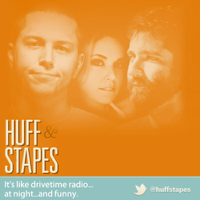 Huff and Stapes podcast