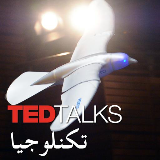 Cover image of TEDTalks تكنلوجيا