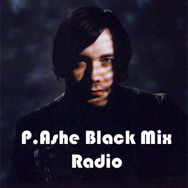P.Ashe Black Mix Radio