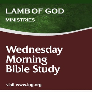 Lamb of God Wednesday Morning Bible Study