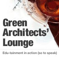 GreenBuildingAdvisor.com's Green Architects' Lounge