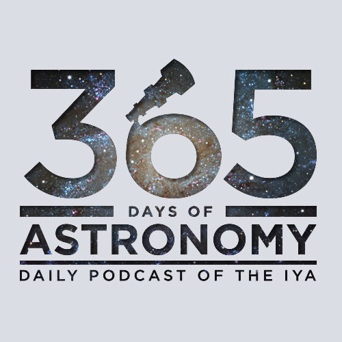 Cover image of The 365 Days of Astronomy, the daily podcast of the International Year of Astronomy 2009