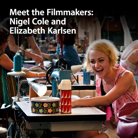 Meet the Filmmakers: Nigel Cole and Elizabeth Karlsen