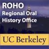 Regional Oral History Office  - Interviews with History Makers