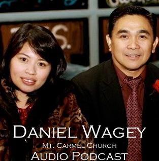 Daniel Wagey Audio Podcast