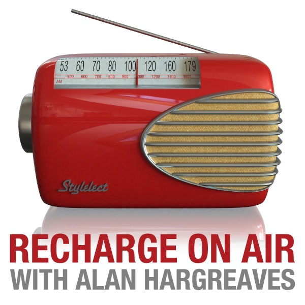 Recharge on Air with Alan Hargreaves