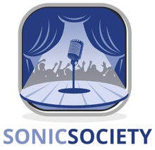 Cover image of The Sonic Society