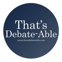 That's Debateable podcast