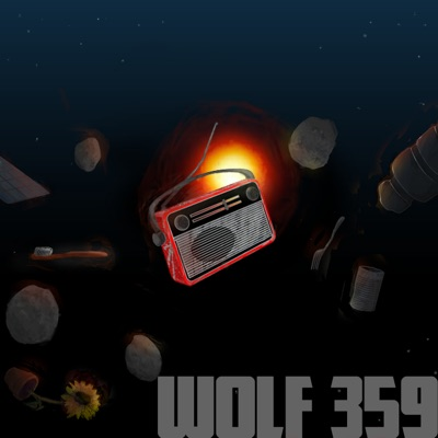 Wolf 359:Kinda Evil Genius Productions