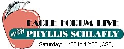 Eagle Forum Live Radio