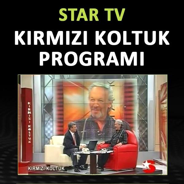 AHMED HULUSİ - STAR TV KIRMIZI KOLTUK