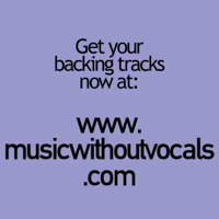 Music Without Vocals backing track podcast podcast