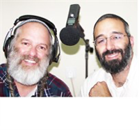 Israel National Radio - David&Sam podcast