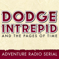 Dodge Intrepid and the Pages of Time podcast