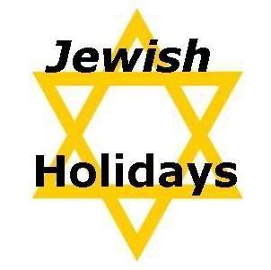 """""""Jewish Holidays"""""""