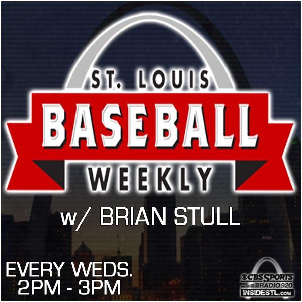 Baseball Weekly w/ Brian Stull on CBS Sports 920AM