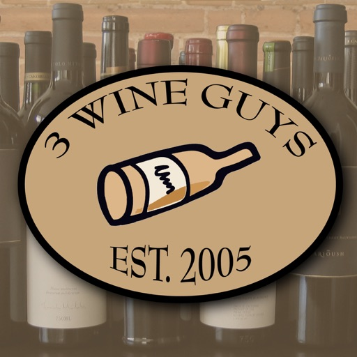 Cover image of 3 Wine Guys
