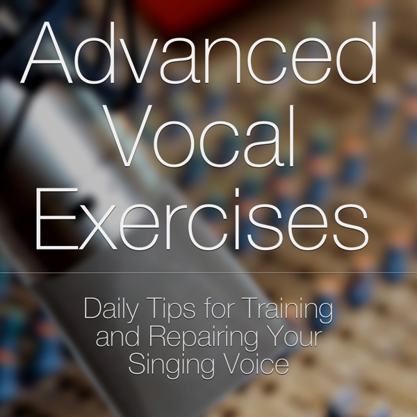 Advanced Vocal Exercises | Singing tips for training and repairing your singing voice | voice lessons, singing lessons, vocal training, speech level singing