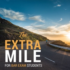 The Extra Mile Podcast for Bar Exam Takers on Apple Podcasts