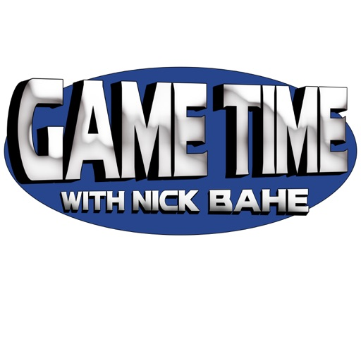 Cover image of Game Time with Nick Bahe
