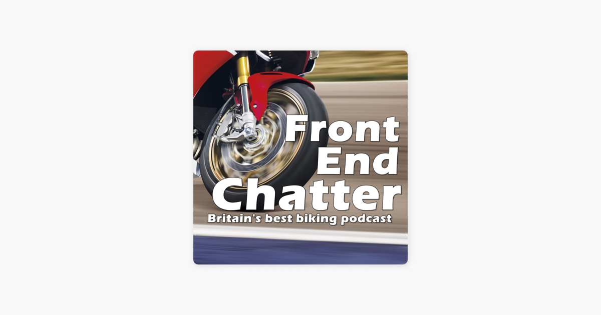 Front End Chatter on Apple Podcasts