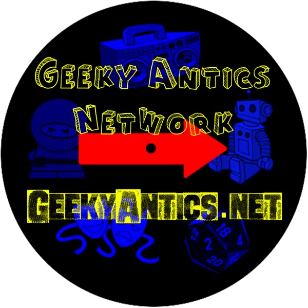 GeekyAntics Foundry | Aggregate Feed For #TheGANG
