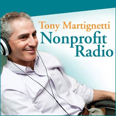 Tony Martignetti Nonprofit Radio:Tony Martignetti