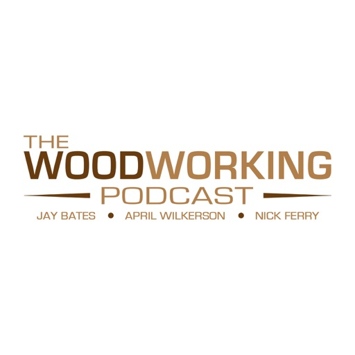 Cover image of The Woodworking Podcast
