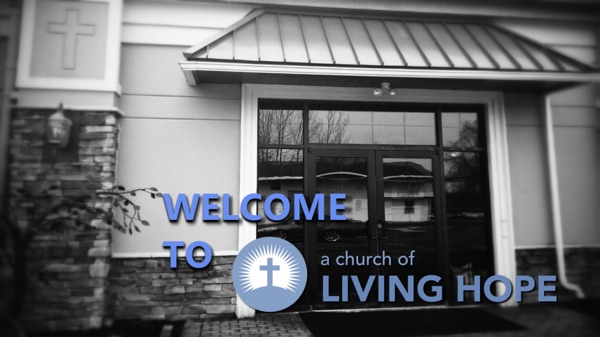 Sermons – A Church Of Living Hope