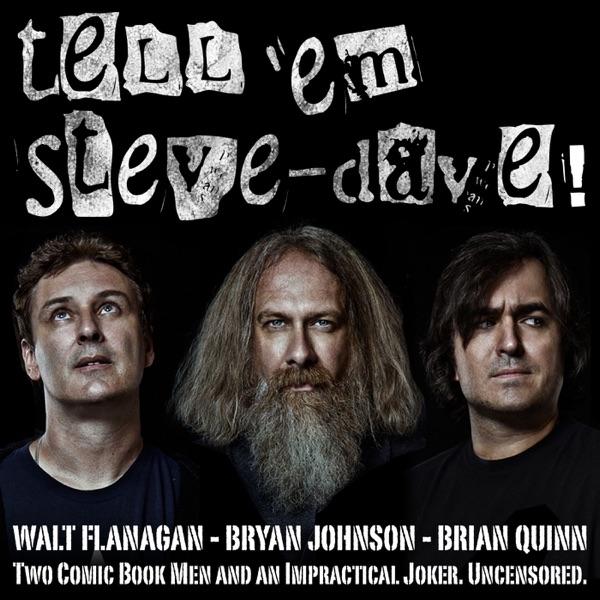 Tell Em Steve-Dave image