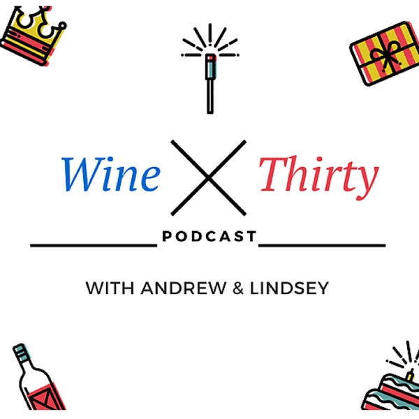 Wine Thirty banner backdrop
