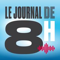 Le Journal de 8h - La 1ere podcast