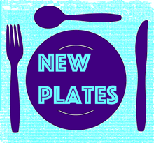 Cover image of New Plates: Eating Disorders and Parents