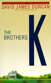 The Brothers K book